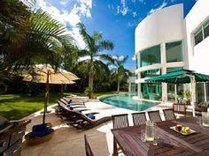 Aqua VillaVacation Rental in Playa del Carmen from @HomeAway! #vacation #rental #travel #homeaway