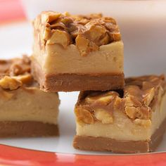 Maple Nutty Candy - Make ahead and then freeze and thaw as needed.
