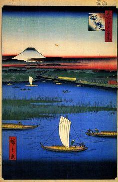 67 Mitsumata Wakarenofuchi