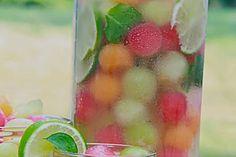 Melonenpunsch
