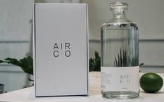 Air Company's Technology Turns Carbon Emissions Into Premium Spirits and Space Food How To Make Vodka, Making Vodka, Transformers, Air Company, Space Food, Space Projects, Startup, Breath In Breath Out, Carbon Footprint