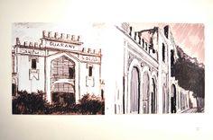 A Galeria do Largo recebe mostra que apresenta a memória do centro histórico de Manaus.