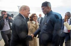 Nigerian President Buhari arrives France on his 3-days working visit - http://www.nollywoodfreaks.com/nigerian-president-buhari-arrives-france-on-his-3-days-working-visit/