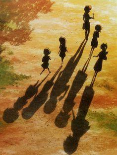 Tags: Anime, Higurashi no Naku Koro ni, Houjou Satoko, Maebara Keiichi, Furude Rika