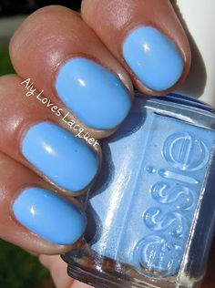 "Essie: Bikini So Teeny (from ""Aly Loves Lacquer"")"