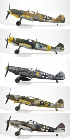 Ww2 Fighter Planes, Ww2 Planes, Fighter Jets, Ww2 Aircraft, Military Aircraft, Mercedes Stern, Model Hobbies, Model Train Layouts, Model Airplanes