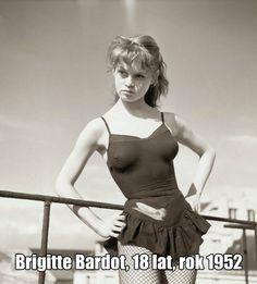#brigette #bardot #18yearsold #1952