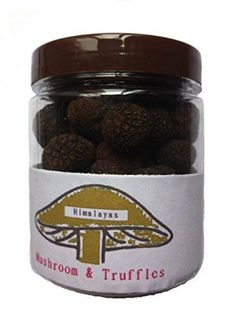 Schwarz Trüffels ganze im Glas getrocknete 280 Gramm Himalayas Mushroom & Truffles http://www.amazon.de/dp/B00R5VKJOO/ref=cm_sw_r_pi_dp_SSx3vb1JXAYNA