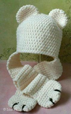 Winter Hat & gloves
