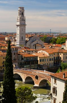 Historical Verona,  Italy
