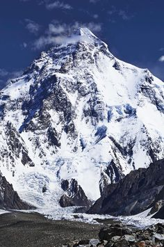 Ain't no mountain high enough More on http://on.moncler.com/1kgDQqE  #moncler #K2 #expedition #2014 #mountain #monclerworld
