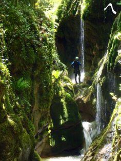Visit Greece –Panta Vrexei Canyon, Evritania, Greece