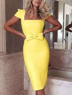 Trend Fashion, Estilo Fashion, Look Fashion, Ideias Fashion, Womens Fashion, Fashion 2017, Latest Fashion, High Fashion, Fishtail Maxi Dress