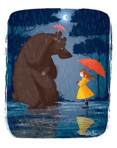 Un-Bear-Able Weather by Elsa Chang