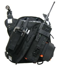 Coaxsher RCP-1 Pro Radio Chest Pack. Great piece of tactical gear useful for Wildland Firefighters, Search and Rescue, Climbing, ARMY, NAVY, MARINES, Military, Police, FBI and more. Also available in an extended size option for those with broader than average chests or for wearing over bulky jackets.. Check out that cool T-Shirt here: https://www.sunfrog.com/I-love-my-firefighter-Black-Ladies.html?53507