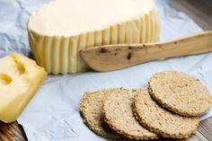 Simple, basic, perfect!  Scottish Oatcakes - Five Euro Food
