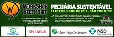 Programa do Workshop BeefPoint Pecuária Sustentável – 11/12 de julho, São Paulo, SP