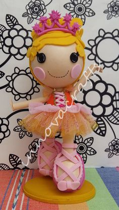 fofucha lalaloopsy Allegra Leads and Bound