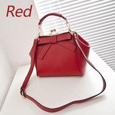 Bow Knot Fashion Handbag