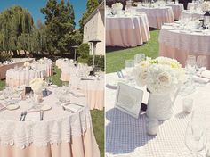 Pink and Lace Wedding: Robyn and Chris