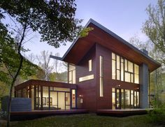 Another Bob Gurney Modern - Butterfly Roof - Greater Bethesda Area