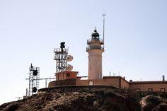 Farol do Cabo da Gata - Cabo da Gata, Almeria, Espanha