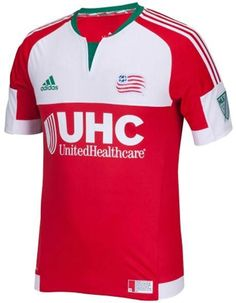 New England Revolution 2015 adidas Away Kit