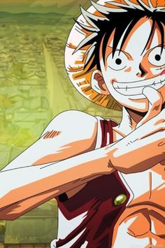Old Luffy is gold...really the One Piece till time skip was more...i dont know entertaining?!