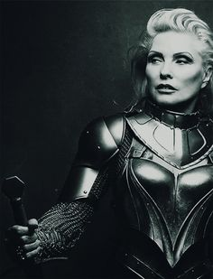 shadows-fanfic  guys check this out Debbie Harry by Annie Leibovitz for Vanity Fair, Feb. 2014 original source:http://sirensongfashion.tumb...