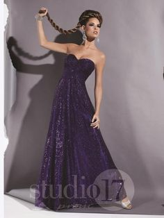 9c9d83bfb3 Studio 17 12340 at Prom Dress Shop purple Ball Gowns Prom