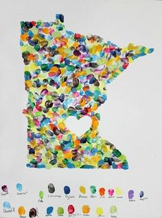 """Collaborative33's art on Artsonia From exhibit """"Auction Projects 2014"""" from St. Thomas More Catholic School  United States"""