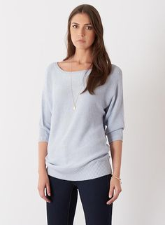 Cozy up in this new fall sweater