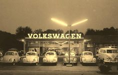 VOLKSWAGEN dealership. Grand Opening.