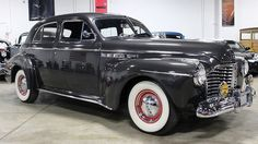 1941 Buick Super for sale near Grand Rapids, Michigan 49512 - Classics on Autotrader Buick Sedan, Old Fashioned Cars, American Auto, Us Cars, Gas Station, Car Car, Cars For Sale, Antique Cars, Michigan