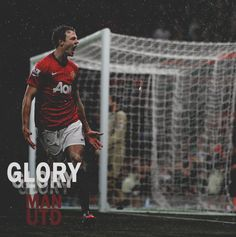 Manchester United Football Club by Bowie Sin, via Behance
