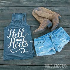 Cowgirl outfits are so stylish