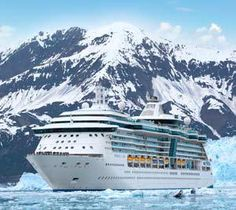 Explore the rugged Inside Passage and breathtaking Gulf of Alaska, and marvel at spectacular marine life and dazzling glaciers from the vantage of a magnificent Princess cruise ship. Park rangers and Alaska experts come on board to give you a deeper understanding of this special place. For more information call us at 800.365.1445