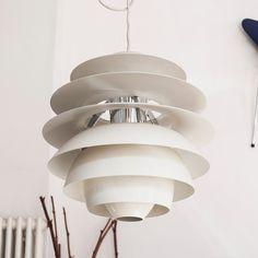 eu.Fab.com | Louis Poulsen PH Snowball Lamp £1,096. Design classic for instant awe.