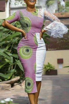 ankara stil Visit the post for more. African Fashion Ankara, African Inspired Fashion, Latest African Fashion Dresses, African Dresses For Women, African Print Dresses, African Print Fashion, African Attire, African Wear, African Prints