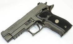 The Search for the Holy Grail Ends Here: SIG Sauer Legion P226 SAO