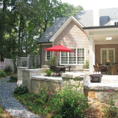 find this pin and more on patio ideas - Front Yard Patio Ideas