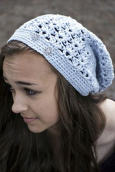Ravelry: Summer Slouch Hat pattern by Susie Bonell