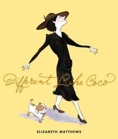 """<b>The rags-to-riches story of Coco Chanel plays out in a wonderful picture-book biography as full of style and spirit as its heroine.</b><br><br>Gabrielle """"Coco"""" Chanel was always different.  And she vowed to prove that being different was an advantag..."""