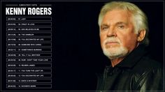Kenny Rogers Greatest Hits Full Album 2017 | Top 30 Best Songs Of Kenny ...