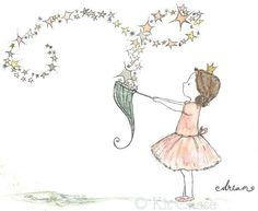 La princesa de estrella