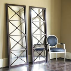 Ballard Designs Lione Antiqued Mirror