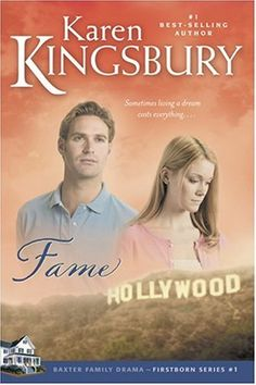 Fame (Firstborn #1) by Karen Kingsbury  Book I am currently reading. I have read many of her books. Love them all>