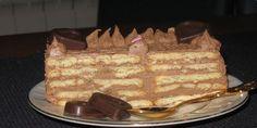 """Recept za sve: """"OBIČNA KEKS TORTA"""" – Ovo je omiljena torta moga muža .Skoro celu sam pojede, verujte ne preterujem kad ovo kazem.Jednostavno se priprema, a nema ko je ne voli."""