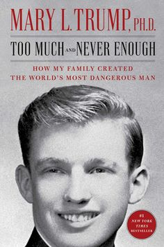 In this revelatory, authoritative portrait of Donald J. Trump and the toxic family that made him, Mary L. Trump, a trained clinical psychologist and Donald's only niece, shines a bright light on the dark history of their family in order to explain how her uncle became the man who now threatens the world's health, economic security, and social fabric. George Soros, Donald Trump, New York Times, New Times, Trauma, Trump Book, Kindle Ebooks, Free Ebooks, Thriller