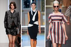 Learn how to translate the fashion trends from the spring 2013 runways into everyday wear that flatters your circle body shape.